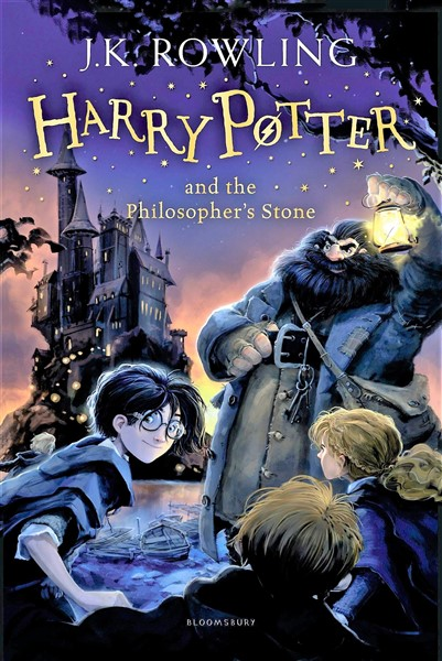 The Philosophers Stone Harry Potter Book